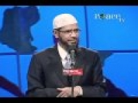 Is The Qur'aan God's Word? Q&A Session, By Dr. Zakir, Part 15 (Peace Conference, 2009)