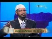 Is The Qur'aan God's Word? By Dr. Zakir Naik, Part 11 (Peace Conference, 2009)