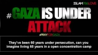 Gaza Is Under Attack | #PrayForGaza | HD