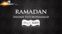 Shaykh Feiz - Why Ramadan Part 1