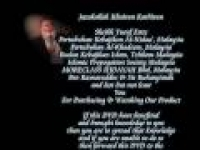 Yusuf Estes - AYWTKAMBATA Part 2 Seg 12 : Closing Words, Doa & Acknowledgements