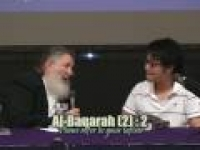 Yusuf Estes - AYWTKAMBATA Part 2 Seg 11 : Q8. Believe - can I worship God my own way? - Part 1