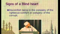 The Blind Heart | Dr. Bilal Philips