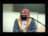 Parent~Child Relationship - Mufti Menk (Part 3/3)