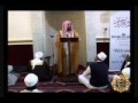 Friends (Importance of Good Company) - Mufti Menk