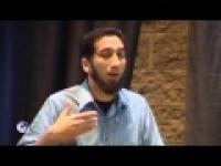 Meeting a Celebrity - FUNNY - Ustadh Nouman Ali Khan
