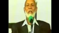 The Pros & The Cons of Israel - by Ahmed Deedat.
