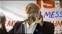 Islam the message of Mankind - by Ahmed Deedat.
