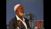 Ahmed Deedat - Role of the Masjid in the West -- Dubai.