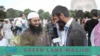 Eid Ul-Fitr 2013 : The Green Lane Masjid Experience