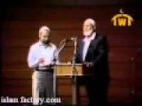 A Hilarious Story by FUNNY Ahmed Deedat