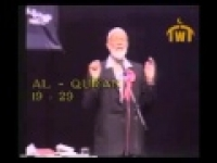 Did Jesus Claim to be God when he said i am : Ahmed Deedat