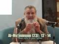 Yusuf Estes - ISM P1 S9 : 1st Quranic Evidence - Embryology