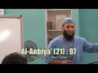 Sheikh Feiz - Advice & Thaghut - S8. The Concluding Story of Nuh as
