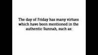 HaD-26 - The Hour will Fall on a Friday - hadithaday.org
