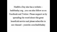Welcome to Hadith a Day - hadithaday.org