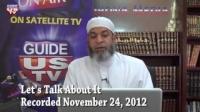 Live Shahadah (Sarah (Amirah) accepts Islam)