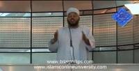 8th October 2010 - Khutbah at Aspire Mosque (4-4)