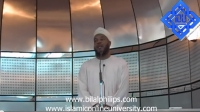 10th September 2010 - Khutbah at Aspire Mosque (1-2)