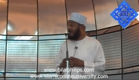 20th August 2010 - Khutbah at Aspire Mosque (2-3)
