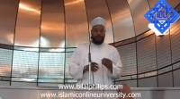 13th August 2010 - Khutbah at Aspire Mosque (1-2)