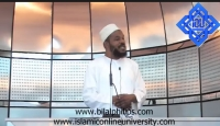 30th July 2010 - Khutbah at Aspire Mosque (2-3)