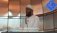 6th August 2010 - Khutbah at Aspire Mosque (1-5)