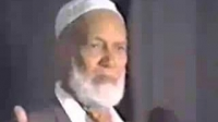Arabs and Israel - Conflict or Conciliation by Sheikh Ahmed Deedat