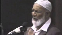 Jesus Christ in Christianity and Islam by Ahmed Deedat