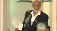 Deedat's Kenyan Lecture Tour at Masjid Noor