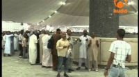 Hajj 2011, Hajj Coverage, Throwing Pebbles In Jumaraat - Abdullah McIntosh