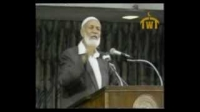 Ahmed Deedat Vs. Dr. Robert Douglas - Crucifixion Fact or Fiction - English FULL - Kansas