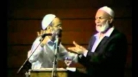 Ahmed Deedat Vs. Dr. Floyd E. Clark - Was Christ Crucified ? - English FULL - London