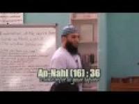 Sheikh Feiz - Prophets & Messengers - S2 - An-Nahl (16) : 36