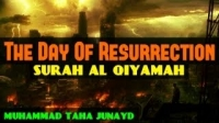 The Day Of Resurrection ᴴᴰ ┇ Quran Recitation ┇ by Qari Muhammad Taha Al Junayd ┇ TDR ┇