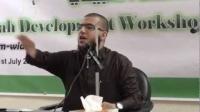 Lol Cry all night listening to Love songs - Abu Mussab Wajdi Akkari