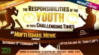 The Responsibilities Of The Youth - Mufti Menk - Full Lecture!