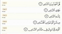 Linguistic Tafsir Surah An-Naas (114) - Nouman Ali Khan