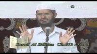Who is Allah and how he is controlling us ? Dr Zakir Naik