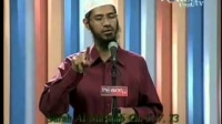 Why do Christians believe in Holy Spirit,Trinity Dr Zakir Naik