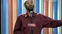 Dr Zakir Naik speaking about his trip in Hyderabad