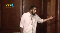 Power of Quran by Nouman Ali Khan 17th August 2011 Part 1 | HD |