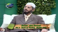Does vomiting break one's fast? Dr.Zakir Naik | HD |