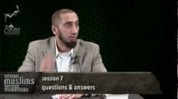 Questions & Answers - Nouman Ali Khan - Session 7/7