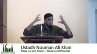 Learning from the story of Musa (AS) and Firaun (Moses and Pharoah) ~ Nouman Ali Khan