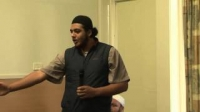 2013 UMA Winter Brotherhood Camp reminder 12 - Brother Billal Khoder