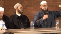 2013 UMA Winter Brotherhood Camp reminder 4 - Sheikh Imran