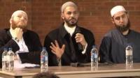 2013 UMA Winter Brotherhood Camp reminder 3 - Sheikh Rafat