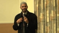 2013 UMA Winter Brotherhood Camp reminder 1 - Sheikh Rafat