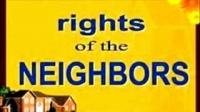 Rights Of Neighbors by Imam Karim AbuZaid